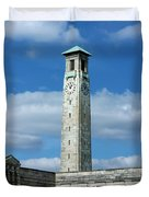 Civic Centre Southampton Duvet Cover