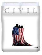 Civil Duvet Cover