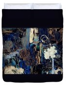 Clafoutis D Emotions - P03k07t Duvet Cover by Variance Collections
