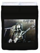 Clapton Duvet Cover
