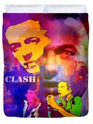 Clash Know Your Rights Duvet Cover