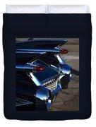 Classic Black Cadillac Duvet Cover