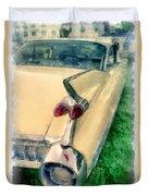 Classic Caddy Fins Duvet Cover