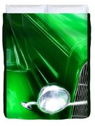 Classic Cars Beauty By Design 2 Duvet Cover