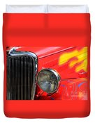 Classic Cars Beauty By Design 8 Duvet Cover