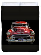 Classic Chevy  Duvet Cover