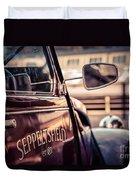 Classic Citroen I Duvet Cover