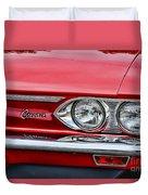 Classic Corvair Duvet Cover