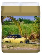 Classic Cuba Duvet Cover
