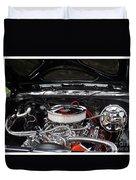 Classic Engine Duvet Cover