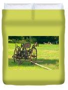 Classic Farm Equipment Duvet Cover