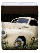 Classic Fleetline Car Duvet Cover