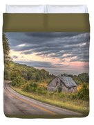 Classic Missouri Barn Duvet Cover
