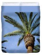 Classic Palms Duvet Cover