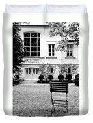 Classic Paris Duvet Cover