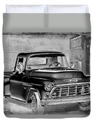 Classic Ride Duvet Cover by Betty LaRue