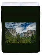 Classic Tunnel View Duvet Cover