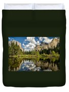 Classic Valley View Duvet Cover