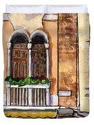 Classic Venice Duvet Cover by TM Gand
