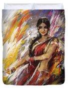 Classical Dance Art 14 Duvet Cover