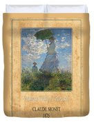 Claude Monet 1 Duvet Cover