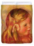 Claude Renoir Duvet Cover