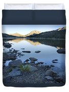 Clear Lake Duvet Cover