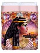Cleopatra Variant 3 Duvet Cover
