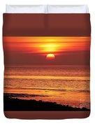 Clevedon Sunset Duvet Cover