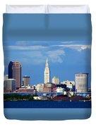 Cleveland Beauty Duvet Cover