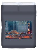 Clevelands Tower City Duvet Cover