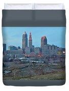 Clevelands Urban Side Duvet Cover