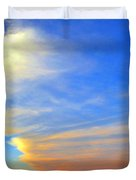Click #5 From A Rest Stop On The Chesapeake Bay Bridge Tunnel Duvet Cover