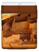 Cliff Dwellings Duvet Cover