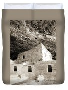 Cliff Palace Room Duvet Cover