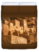 Cliff Palace Townhomes Duvet Cover