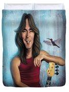 Cliff Williams Duvet Cover
