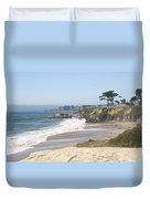 Santa Cruz Cliffline  Duvet Cover