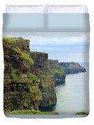 Cliffs Of Moher 7266 Duvet Cover