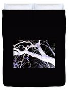 Climb In Darkness Duvet Cover
