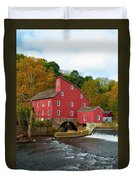 Clinton Mill II  Duvet Cover