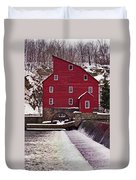 Clinton Mill Duvet Cover