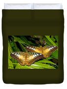 Clipper Butterflies Duvet Cover