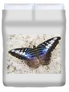 Clipper Butterfly Duvet Cover