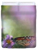 Cloak Of Colors Duvet Cover