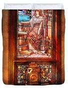 Clockmaker - An Ornate Clock Duvet Cover