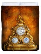 Clockmaker - Anyone Have The Time Duvet Cover