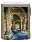 Cloisters Arch Duvet Cover