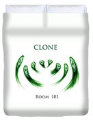 Clone Room 101 Duvet Cover