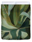 Close Cactus Duvet Cover